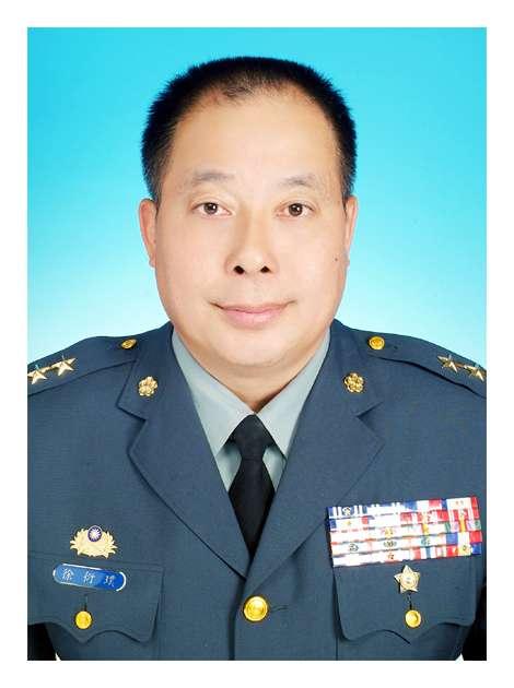 20210624-副總長執行官徐衍璞上將。(國防部提供)