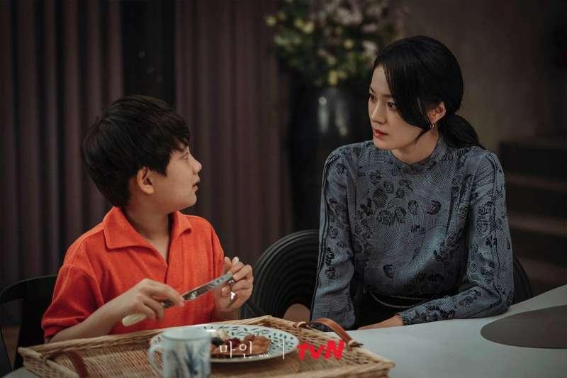《我的上流世界 》。(圖 / 取自tvN 드라마(Drama) 粉專)