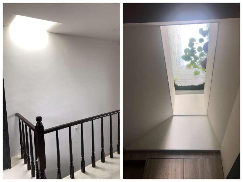 圖三、佛司特天窗可引入更多自然光,特殊設計維持通風(圖片來源:佛司特)