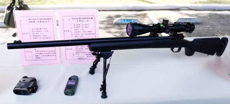 20210716-M24為美製狙擊槍,國際間有多國軍警單位使用,性能可靠成熟,惟引進國內已有近20年;特勤單位透過模組化套件,在不影響槍枝本身功能下,提升應勤靈活性。(蘇仲泓攝)