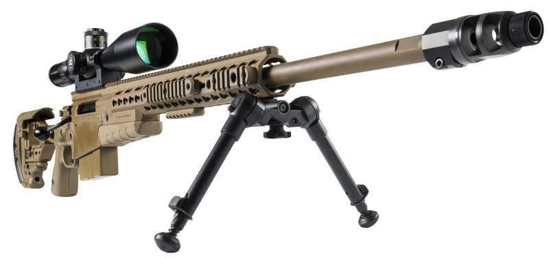 20210716-特勤中心預計購入英廠Accuracy International(AI)的最新槍型AX MKIII,屆時將汰換M24,成為國內最新的狙擊槍型號。(取自Accuracy International官網)