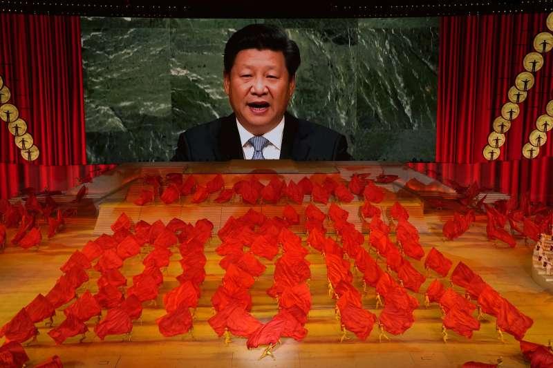 习近平时代,中国社会对领导人的个人崇拜达到新高点(AP)