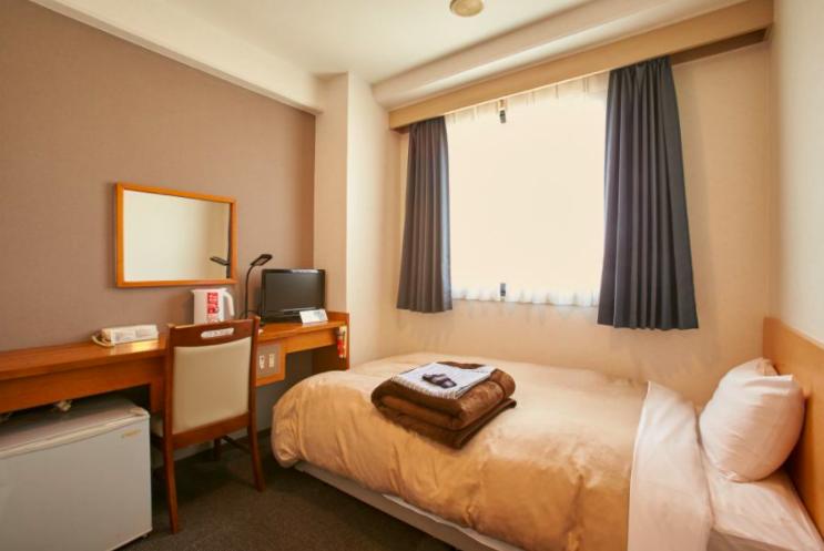20210720-烏干達選手下榻的「Hotel New Yutaka」。(取自Hotel New Yutaka官網)