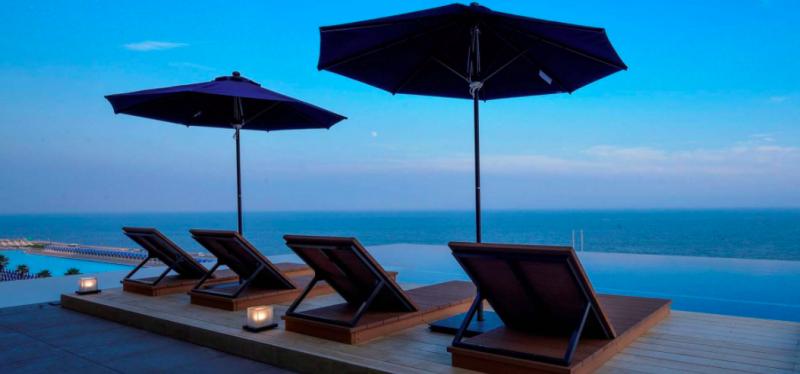 20210720-坐擁海灣美景的大磯王子大飯店。(取自大磯王子大飯店官網)