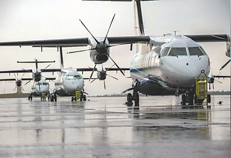 美軍一架C-146A「獵狼犬」行政專機7月15日短暫停留松山機場,引來中共關切。(圖/美國空軍官網)