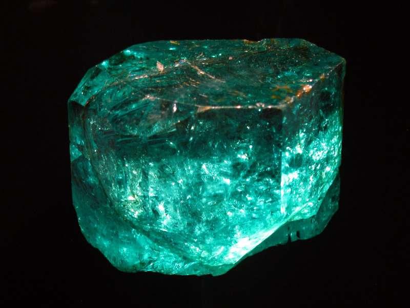 Gachalá 祖母綠是世界上最珍貴和最著名的祖母綠之一。(圖/取自wikipedia)
