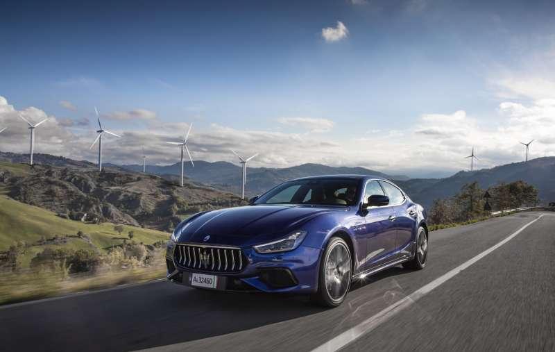 新時代油電複合技術保有剽悍動力與敏捷表現,兼顧座駕的性能與節能精神(圖 / Maserati 提供)