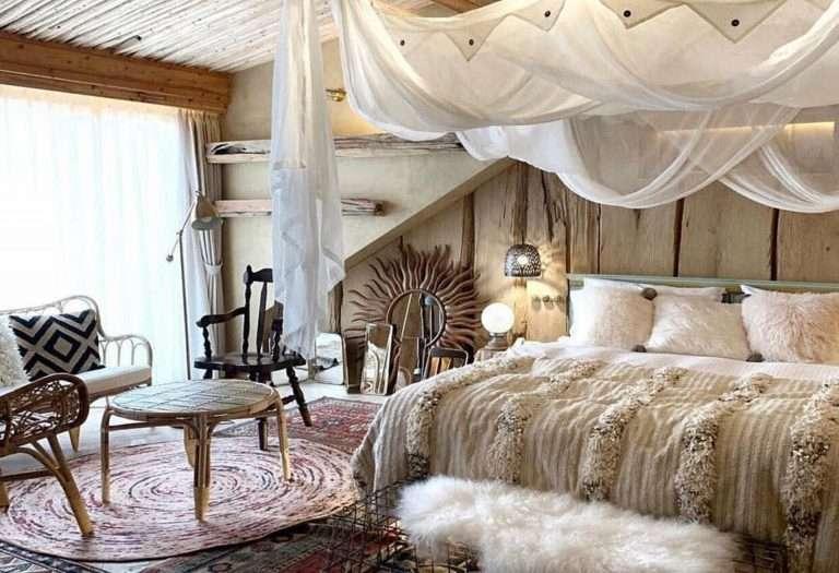 南投清境住宿推薦:印象北歐莊園俱樂部,頂級景觀雙人房。(圖 / 取自Hotels Combined)