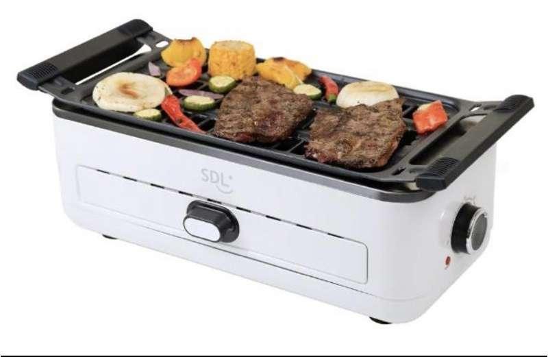 無煙溫控煎烤電烤爐(圖/poya)