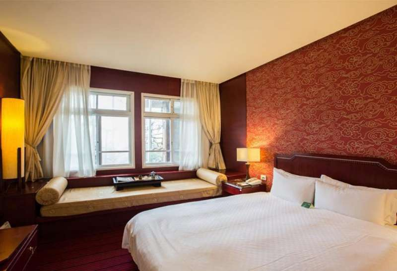 貴賓雙人房(圖/HotelsCombined提供)