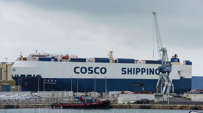中國遠洋運輸集團(COSCO)是中國最大的航運企業,原是中華人民共和國53家由中央直管的特大型國企之一,2016年與中國海運集團總公司組建中國遠洋海運集團。