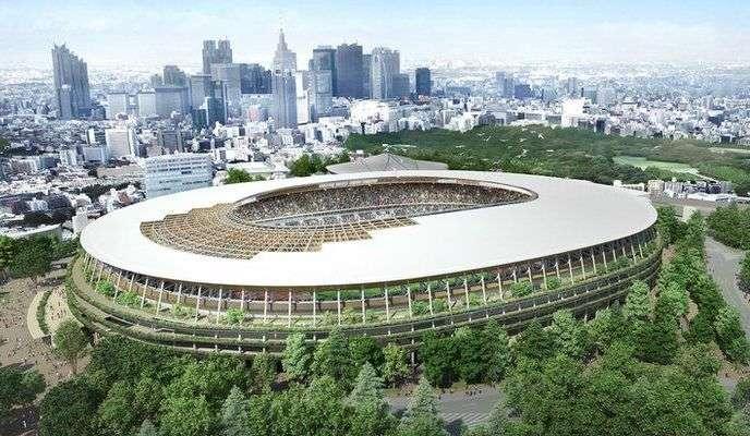 新國立競技場(圖 / Japan Sport Council)