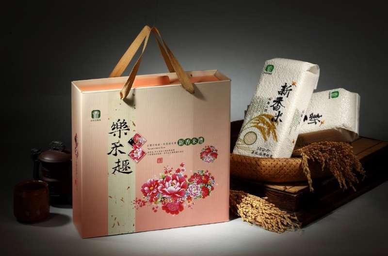 秈香米鳳梨酥(圖 / 平鎮區農會官網)