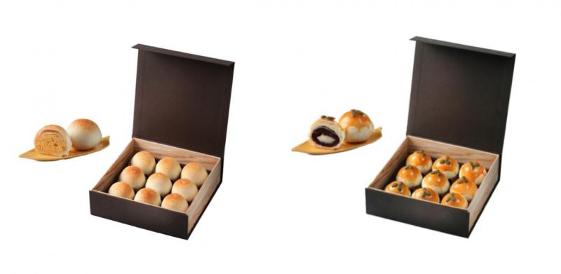 小月娘禮盒及松子酥禮盒(圖/桃園區農會官網)