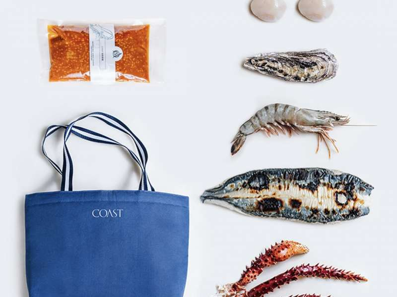 來自泰國COAST主廚傑薩德・帕德以創作出適合所有海鮮的經典泰醬,風格鮮明強烈卻平衡,讓每一個入口的瞬間都充滿驚喜(圖/MMHG提供)