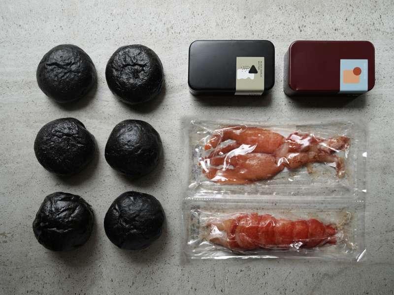 整隻去殼的歐洲螯龍蝦,省去了龍蝦料理費力的處理過程 (圖/LOUU提供)