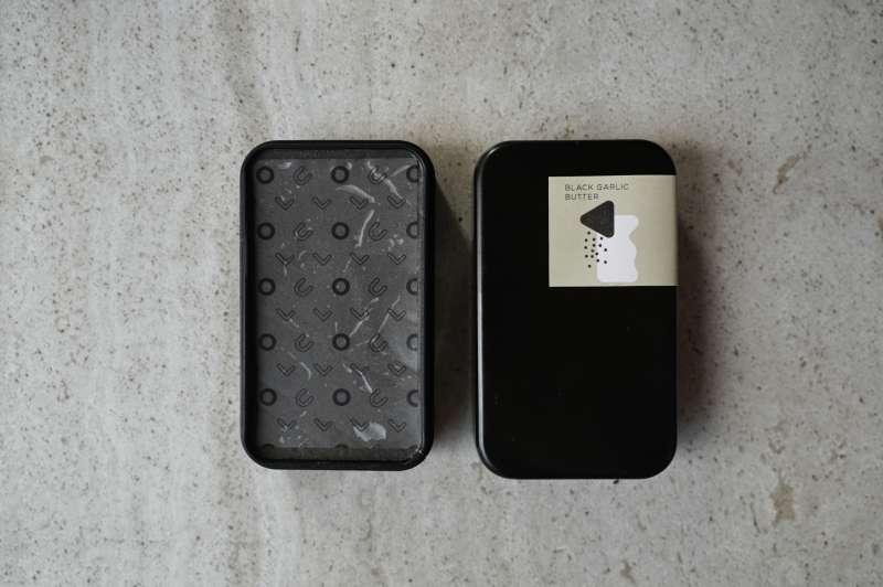 黑蒜奶油是LOUU秋冬限定的新品(圖/LOUU提供)