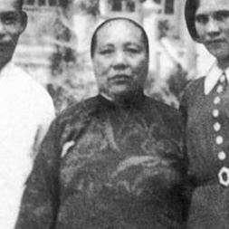 蔣介石第一任妻子毛福梅是蔣經國生母,但她一生命運曲折。(圖/翻攝自維基百科)