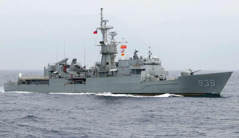 20210910-如同陸軍戰車,主戰艦被視為軍種戰力象徵,但現役驅逐艦、巡防艦都已服役多年,台灣四面環海,組建強大的海軍不僅有軍事用途,更具政治意義。圖為海軍濟陽級巡防艦。(蘇仲泓攝)