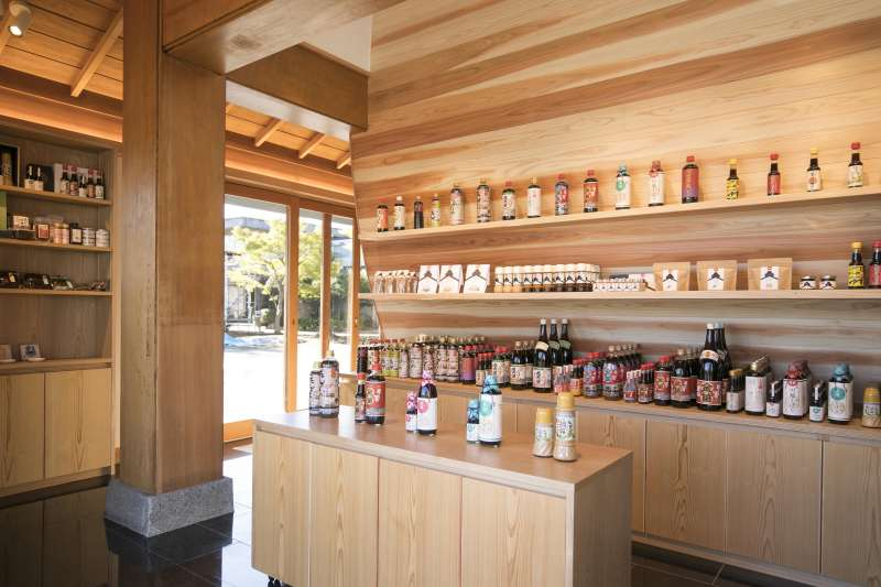 金笛醬油直營店。
