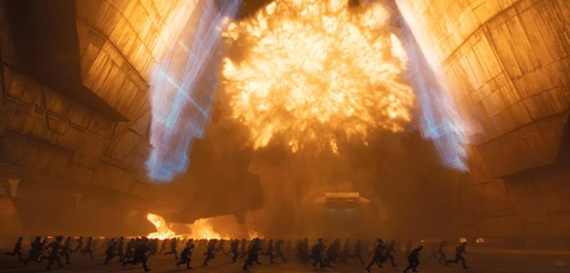 《沙丘瀚戰》的世界涉及複雜的故事背景、角色人物及劇情設定。《沙丘瀚戰》劇照。(圖/取自IMDB)