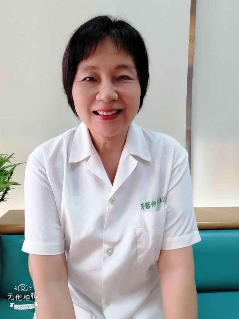 高雄榮華牙醫診所鄭玉沙醫師表示,年紀大、有慢性病的長輩更需要費心照顧口腔健康。(圖/鄭玉沙醫師提供)