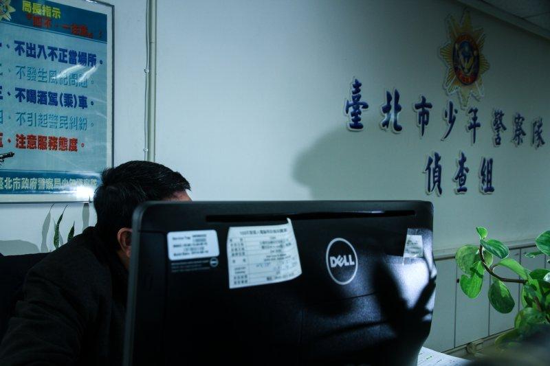 毒品專題 台北市少年警察隊也偵辦許多青少年吸毒案例