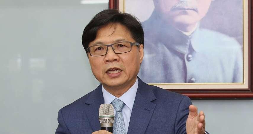 8月發聘管中閔上任?葉俊榮:收到遴委會公文後,再來進一步研議