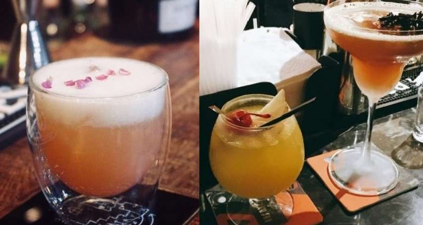 10家台北「特色酒吧」大推薦!沁涼美酒配上花瓣果乾,上桌超驚豔!今天下班就衝啦