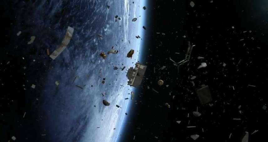 太空垃圾製造國比一比:俄羅斯、美國、中國、印度,誰更該對此負責?