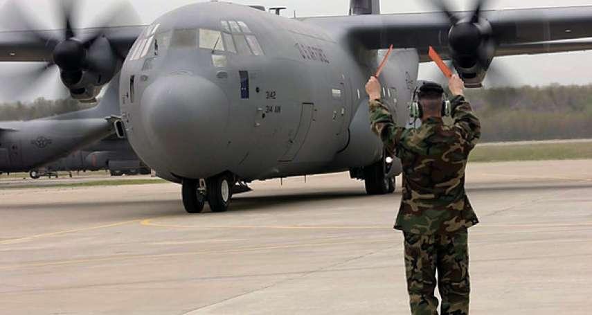 美軍C-130飛官遭中方雷射光襲擊?五角大廈正式提出抗議,中國官媒回擊:完全是抹黑