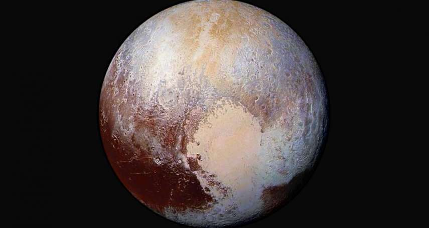 連「矮行星」地位也不保!最新研究:冥王星可能是10億彗星組成的「巨型彗星」