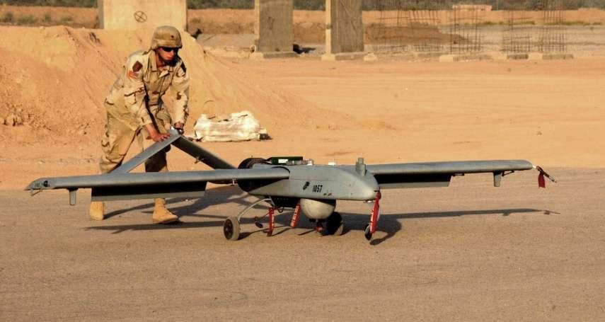 美台年度國防檢討會議 我爭取採購空投水雷、無人機