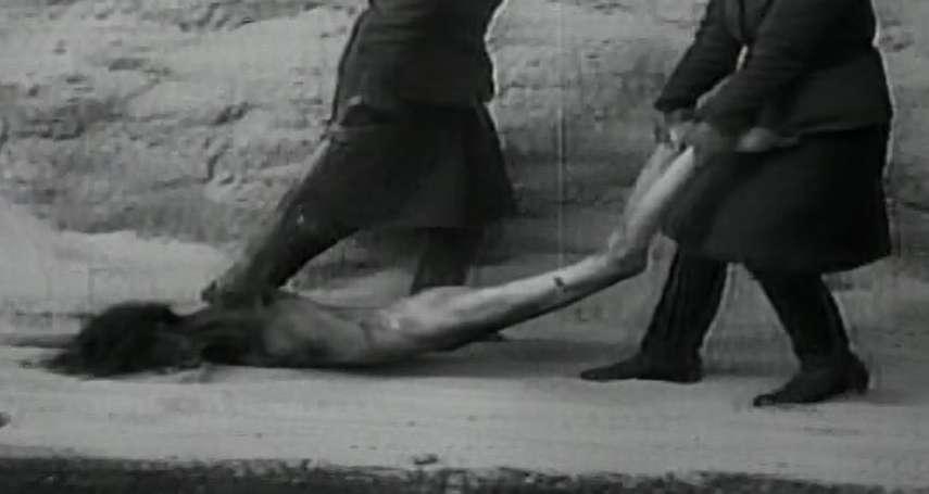 納粹到底有多可怕?一段塵封70年的影片拍下,《安妮的日記》作者最終下場…
