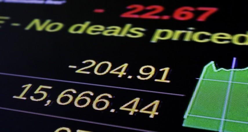 張經緯觀點:美國鎖國之下為何股票不跌反漲?