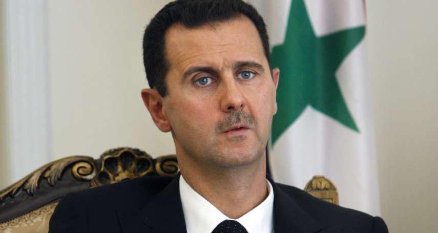 逼敘利亞政府重回談判桌 美國斬斷阿塞德政權金脈