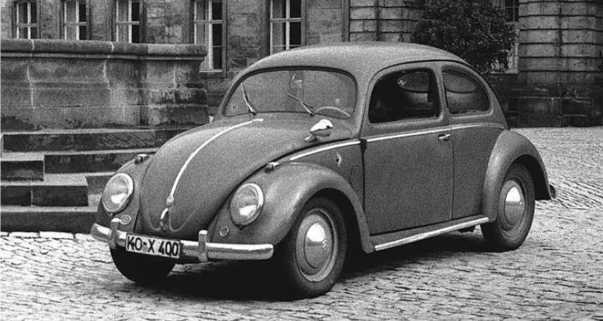 風靡全球80載,經典身影駛入歷史》金龜車再見了!德國福斯宣布:2019年全系列停產
