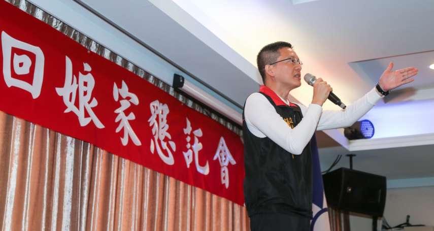 國民黨陷內憂外患 孫大千提7項解方呼籲「打掉重練,從零開始」