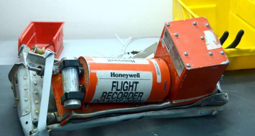 失事F-16找到黑盒子 但關鍵記憶體未尋獲