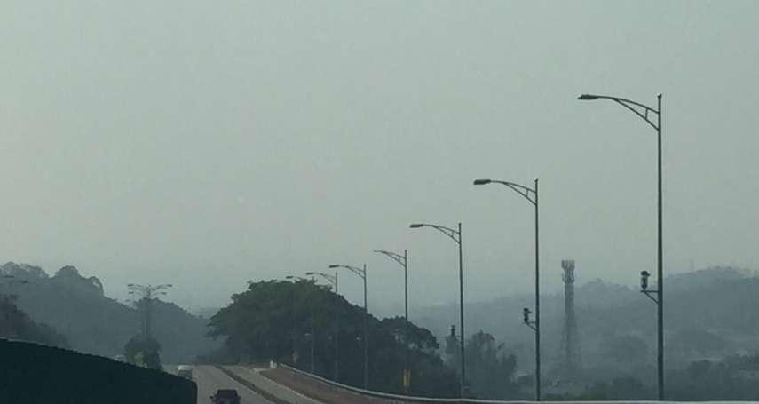 空污季來臨,環署將為全台1600多家工廠「量身訂做」排放限值