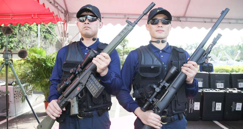 700公尺一擊必殺!國安特勤反狙擊組任務全揭露,2024大選維安新槍上陣