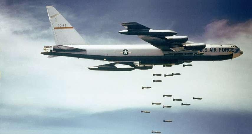 中東戰雲密布!應對伊朗威脅,美國務卿龐畢歐突訪伊拉克 美軍在波斯灣部署大批B-52轟炸機