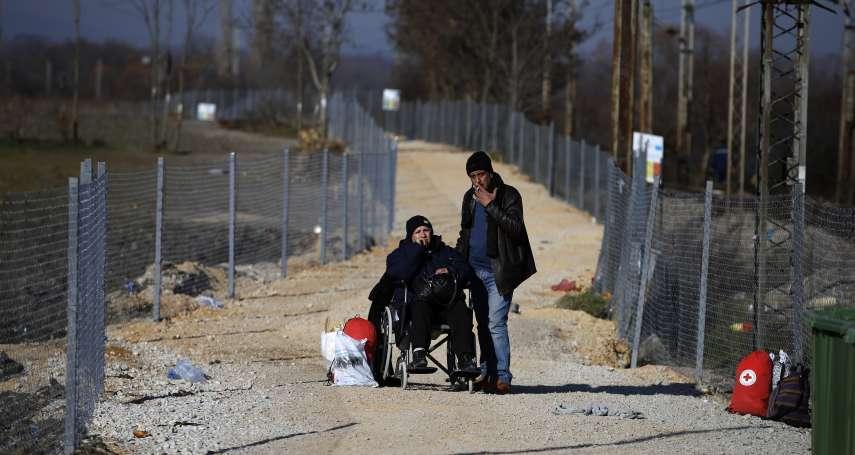 破碎的夢土:歐洲國家利用高科技工具監控難民