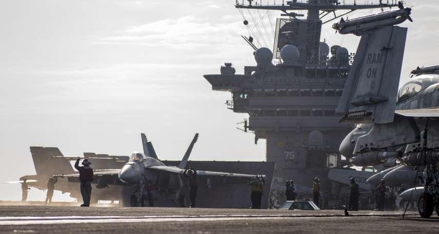 「羅斯福號」、「雷根號」病懨懨,只剩共軍航母耀武揚威?好消息:美軍「尼米茲號」即將結束隔離重回太平洋
