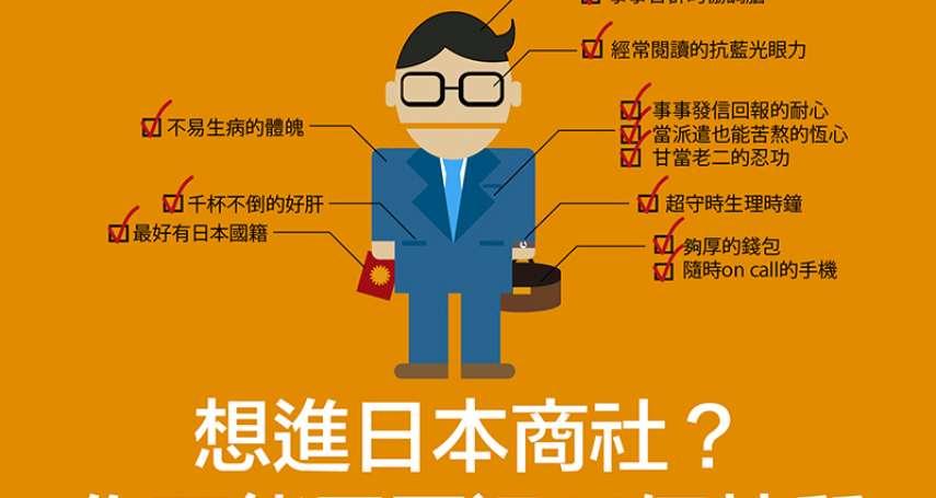 日本年輕上班族年繳10萬「人際稅」!嚮往日本工作,請先做好這11項覺悟