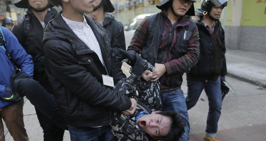 香港旺角暴亂判決出爐 2青年要吃3年牢飯