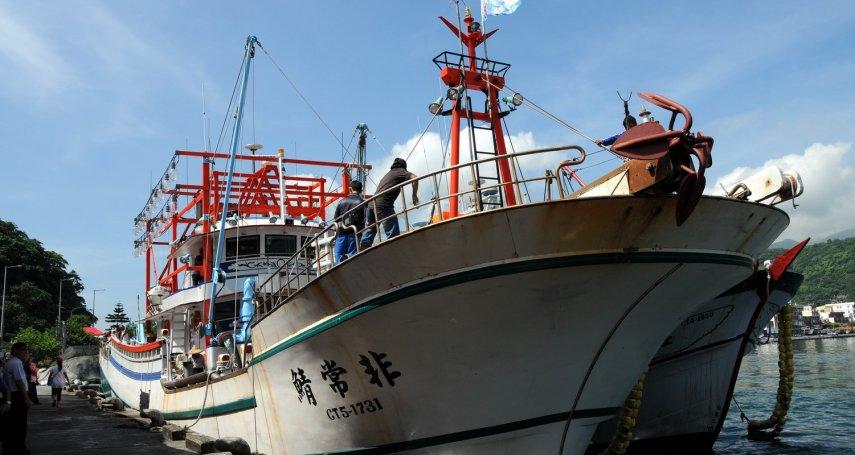 杜宇觀點:台灣非凡漁業不應仰賴血汗漁工