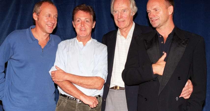 逾40萬人恐永久失業!前披頭四團員保羅麥卡尼:救救英國音樂產業