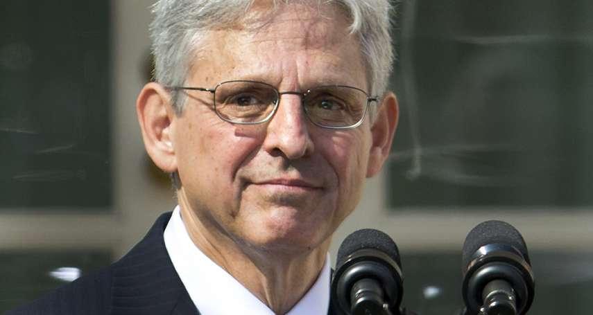美國新任司法部長可能是他!曾遭共和黨雙標杯葛、錯失大法官職務的嘉蘭德