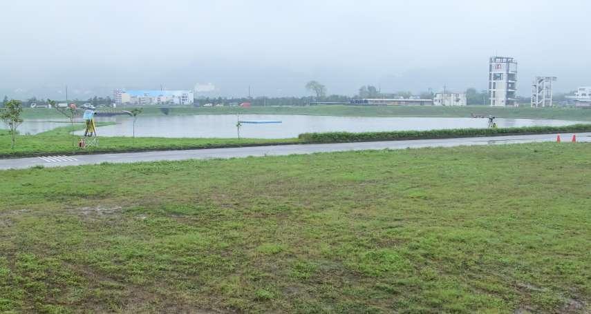 中央蓋滯洪池,地方趁機要地釀延宕 台糖為823水災「背黑鍋」
